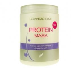 Scandic Silk Protein Mask 1000 ml