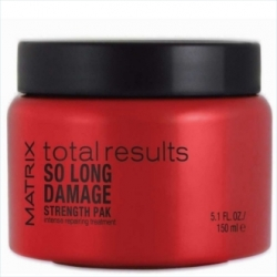Matrix Total Results So Long Damage Strength Pak Mask 150 ml