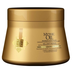 L'OREAL PROFESSIONNEL MYTHIC OIL MASK FOR FINE HAIR 200ML
