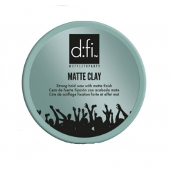 D:FI Matte Styling Clay 75g