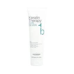 ALFAPARF KERATIN DESIGN THERAPY CURL Protective cream 300ml