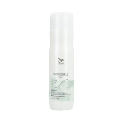 WELLA PROFESSIONALS NUTRICURLS Shampoo for Curly Hair 250ml