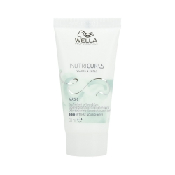 WELLA PROFESSIONALS NUTRICURLS Hair Mask for Curls and Waves 30ml