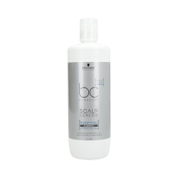 SCHWARZKOPF PROFESSIONAL BC BONACURE Scalp Genesis purifying shampoo for normal and oily scalps 1000ml