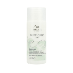 WELLA PROFESSIONALS NUTRICURLS Shampoo for Curly Hair 50ml