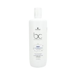 Schwarzkopf - BC DEEP CLEANSING Shampoo | 1000 ml.