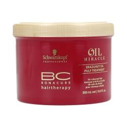 SCHWARZKOPF PROFESSIONAL BC OIL MIRACLE Brazilnut Oil Hair mask 500ml