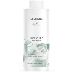 WELLA PROFESSIONALS NUTRICURLS Conditioner for Curls and Waves 1000ml