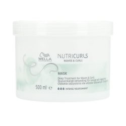 WELLA PROFESSIONALS NUTRICURLS Hair Mask for Curls and Waves 500ml