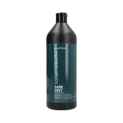 MATRIX TOTAL RESULTS DARK ENVY Shampoo for Dark Hair 1000ml