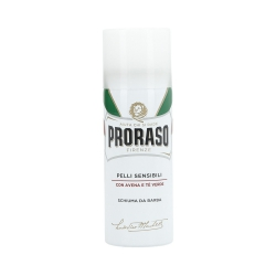 PRORASO WHITE Soothing Shaving Foam 50ml