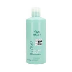 WELLA PROFESSIONALS INVIGO VOLUME BOOST shampoo 500ml