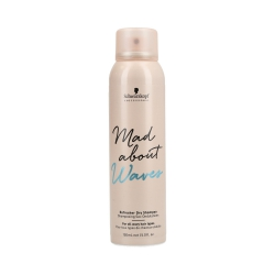 SCHWARZKOPF PROFESSIONAL MAD ABOUT WAVES Dry Shampoo 150ml