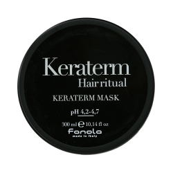 FANOLA KERATERM Mask with keratin for frizzy hair 300ml