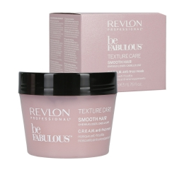 REVLON PROFESSIONAL BE FABULOUS Texture Care Smooth Hair Mask 200ml