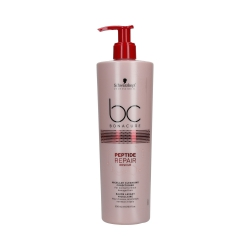 SCHWARZKOPF PROFESSIONAL BC PEPTIDE REPAIR RESCUE Cleansing Micellar Conditioner 500ml