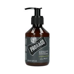 PRORASO SINGLE BLADE Cypress&Vetiver Beard Wash 200ml