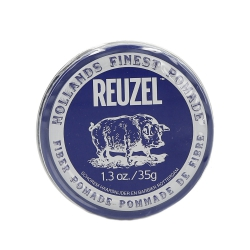 REUZEL Fiber Pomade Firm and Pliable Low Shine Water Soluble 35g