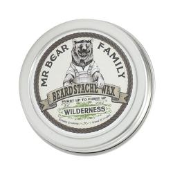 MR. BEAR FAMILY Beard Stache Wax Wilderness 30ml