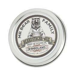 MR. BEAR FAMILY Beard Stache Wax Woodland 30ml