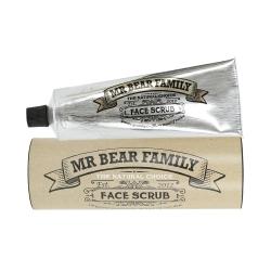 MR. BEAR FAMILY Moisturizing facial scrub 75ml