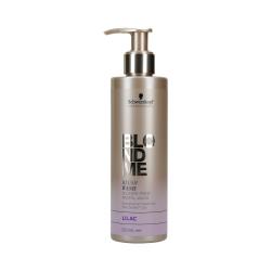 SCHWARZKOPF PROFESSIONAL BLONDME Blush Wash Lilac 250ml