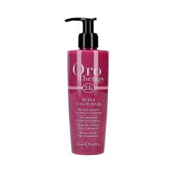 FANOLA ORO THERAPY 24k Color Hair Mask Pink 250ml