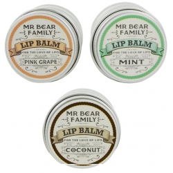 Mr. Bear Family Lip Balm 15 ml