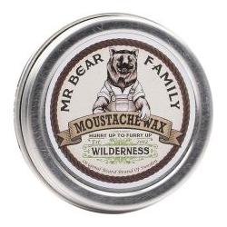 Mr. Bear Family Moustache Wax Wilderness 30 g