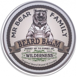 MR. BEAR FAMILY BEARD BALM WILDERNESS 60 ML