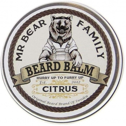 Mr. Bear Family Beard Brew Citrus Balm 60 ml