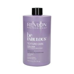 REVLON PROFESSIONAL BE FABULOUS Texture Care Curly Hair conditioner 750ml