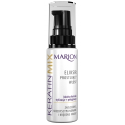 Marion Keratin Mix Straightening Elixir 50 ml