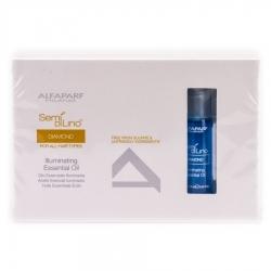 ALFAPARF Semi Di Lino Diamond Illuminating Essential Essential Moisturising Oil for All Hair Types 12 x 13 ml