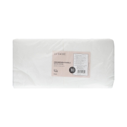LUSSONI by Tools For Beauty, Nonwoven towels BASIC EXTRA, Smooth, 70 cm x 50 cm, 100 pcs