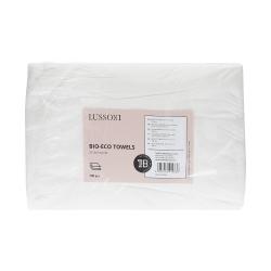 LUSSONI by Tools For Beauty, BIO-ECO towels, 70 cm x 50 cm, 100 pcs