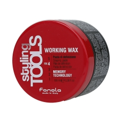 FANOLA STYLING TOOLS Working Wax Strong hold 100ml