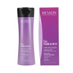 REVLON PROFESSIONAL BE FABULOUS Hair Recovery Shampoo 250ml