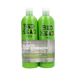TIGI BED HEAD ELASTICATE Shampoo 750ml + Conditioner 750ml