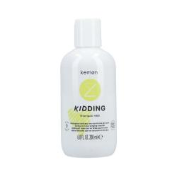 KEMON LIDING KIDDING Gentle hair and body cleanser 200ml