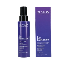 REVLON PROFESSIONAL BE FABULOUS Daily Care Fine Hair Spray 80ml