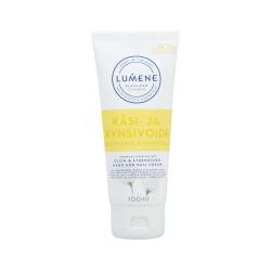 LUMENE KLASSIKKO Glow Hand and Nail Cream 100ml