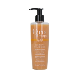 FANOLA ORO THERAPY 24k Color Hair Mask Gold 250ml