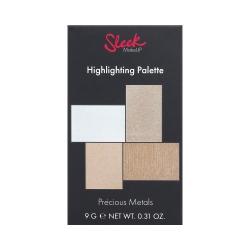 SLEEK MAKEUP Highlighting Palette Set of 4