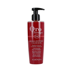 FANOLA ORO THERAPY 24k Color Mask Intense Red 250ml