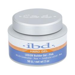 IBD HARD GEL Pink Building gel LED/UV nails 56g