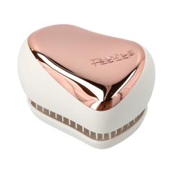 TANGLE TEEZER Compact styler Rose Gold Cream Hair Brush