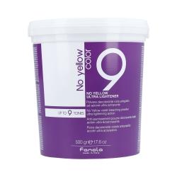 FANOLA NO YELLOW De-Color Powder 500g