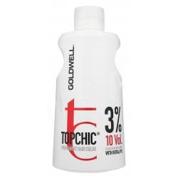 Goldwell Topchic Lotion Oxidant 3% 1000 ml