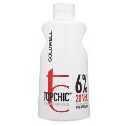 Goldwell Topchic Lotion Oxidant 6% 1000 ml